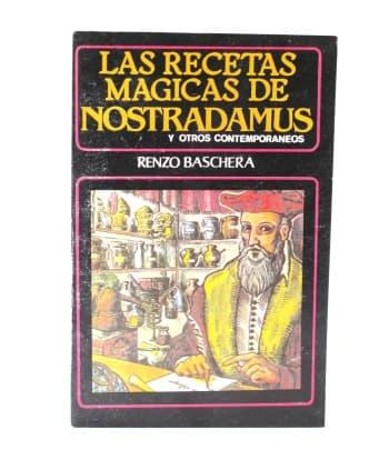 recetas mágicas de Nostradamus