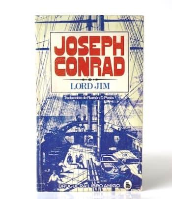 Conrad_Joseph__Lord_Jim__Bruguera_libro_amigo__2da_edición__1985__Libros__Antimateria