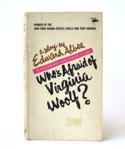 Who's Afraid of Virginia Woolf, Edward Albee