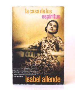 La casa de los espíritus, Isabel Allende.