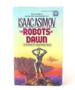 The Robots of Dawn, Isaac Asimov