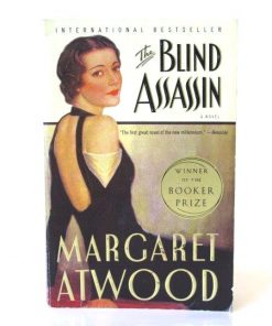 The blind assassin, Margaret Atwood.