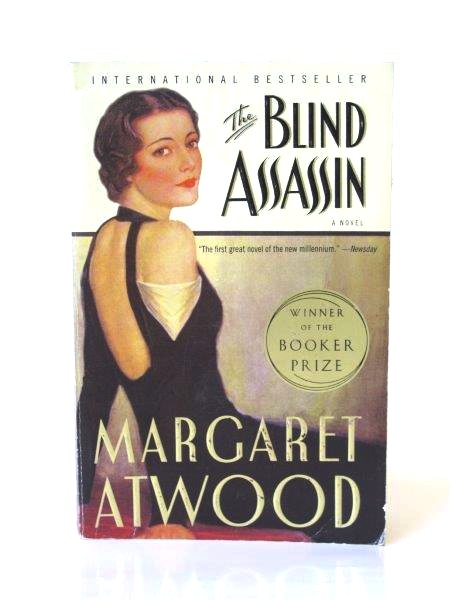 margaret atwood blind assassin essay Concentric: literary and cultural studies 301 (january 2004): 93-129 eating, cleaning, and writing: female abjection and subjectivity in margaret atwood's the blind assassin♣ chung-hao ku.