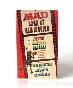 Imágen 1 del libro: A MAD LOOK AT OLD MOVIES - Usado