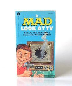 Imágen 1 del libro: A MAD LOOK AT TV - Usado