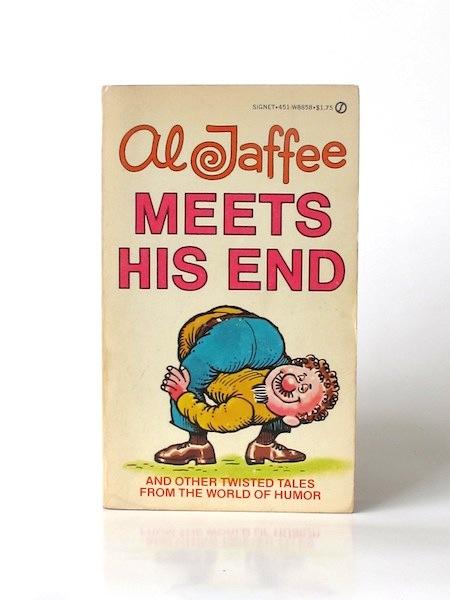 Imágen 1 del libro: AL JAFFEE MEETS HIS END - (Idioma: Inglés) - Usado
