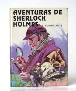 Imágen 1 del libro: Aventuras de Sherlock Holmes - Usado