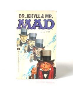 Imágen 1 del libro: William M. Gaines's DR. JEKYLL AND MR. MAD - Usado