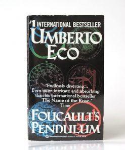 Imágen 1 del libro: Foucault's Pendulum - Usado
