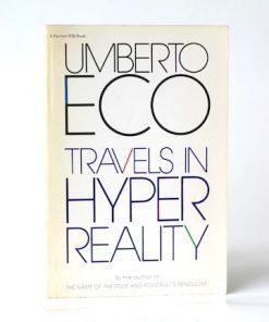 Imágen 1 del libro: Travels in Hyperreality - Usado