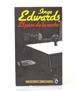 Imágen 1 del libro: El peso de la noche - Usado