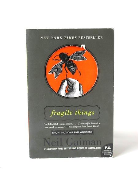Imágen 1 del libro: Fragile things - Usado