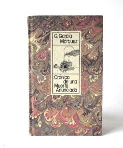 Imágen 1 del libro: Crónica de una Muerte Anunciada - Usado