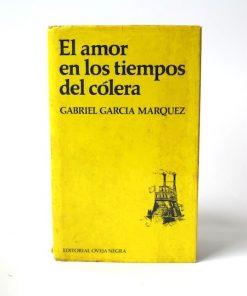 Imágen 1 del libro: El amor en los tiempos del cólera - Usado