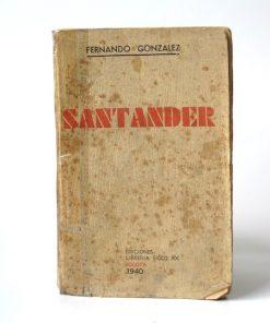 Imágen 1 del libro: Santander