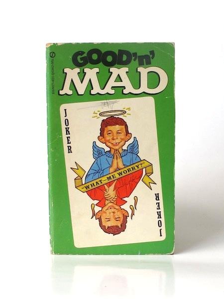Imágen 1 del libro: GOOD 'N' MAD - Usado