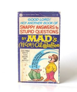 Imágen 1 del libro: GOOD LORD NOT ANOTHER BOOK OF SNAPPY ANSWERS TO STUPID QUESTIONS - (Idioma: Inglés) - Usado