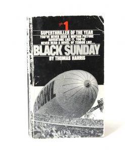Imágen 1 del libro: Black Sunday - Usado