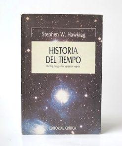 Imágen 1 del libro: Historia del tiempo: Del big bang a los agujeros negros - Usado