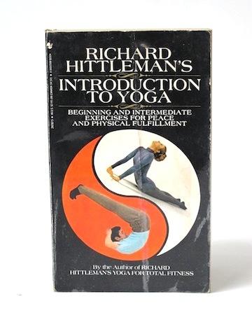 Hittleman's_Richard___Introduction_to_Yoga___Bantam___1985___Libros_Antimateria_1