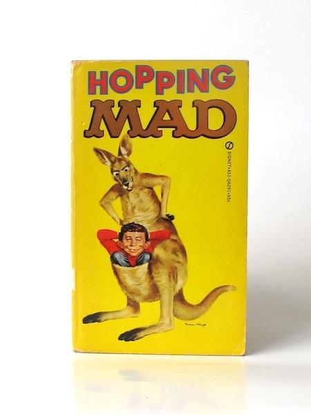 Imágen 1 del libro: HOPPING MAD - Usado