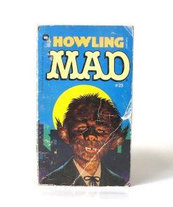 Imágen 1 del libro: HOWLING MAD