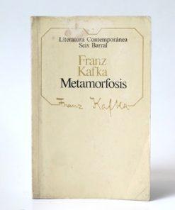 Imágen 1 del libro: La Metamorfosis