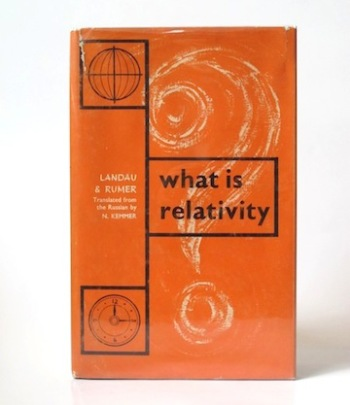 Kemmer_Nicholas___What_is_Relativity___Oliver_and_Boyd___1968___Libros_Antimateria_1