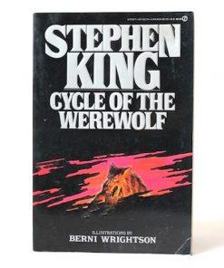 Imágen 1 del libro: Cycle of the Werewolf – (Idioma: Inglés) - Usado