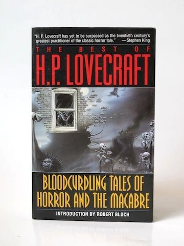 Imágen 1 del libro: The best of H.P. Lovecraft - Usado