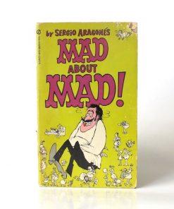 Imágen 1 del libro: MAD ABOUT MAD - Usado