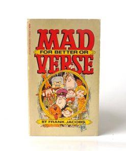 Imágen 1 del libro: MAD FOR BETTER OR VERSE - (Idioma: Inglés) - Usado