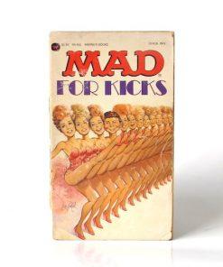 Imágen 1 del libro: MAD FOR KICKS - Usado