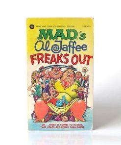 Imágen 1 del libro: MAD'S AL JAFFEE FREAKS OUT - Usado