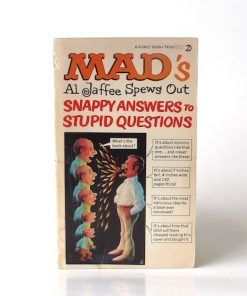 Imágen 1 del libro: MAD'S AL JAFFEE SPEWS OUT SNAPPY ANSWERS TO STUPID QUESTIONS - (Idioma: Inglés) - Usado
