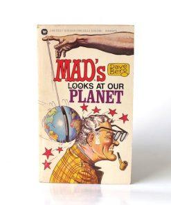 Imágen 1 del libro: MAD'S DAVE BERG LOOK AT OUR PLANET - Usado