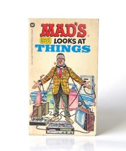 Imágen 1 del libro: MAD'S DAVE BERG LOOKS AT THINGS - Usado