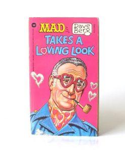 Imágen 1 del libro: MAD'S DAVE BERG TAKES A LOVING LOOK - Usado