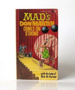 Imágen 1 del libro: MAD'S DON MARTIN COMES ON STRONG - Usado