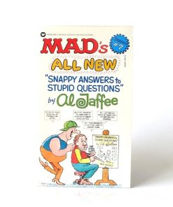 Imágen 1 del libro: MAD'S ALL NEW SNAPPY ANSWERS TO STUPID QUESTIONS - (Idioma: Inglés) - Usado