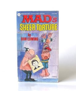 Imágen 1 del libro: MAD'S SHEER TORTURE