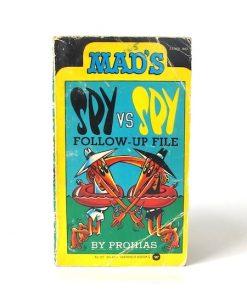 Imágen 1 del libro: MAD'S SPY VS SPY FOLLOW-UP FILE - Usado