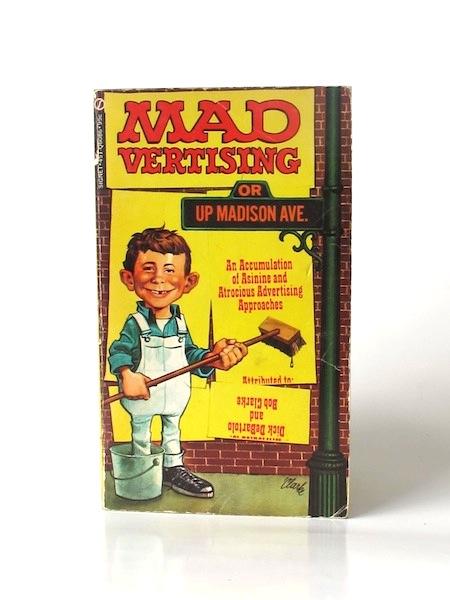Imágen 1 del libro: MADVERTISING - Usado
