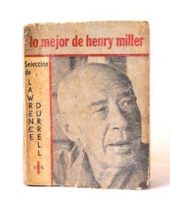 Imágen 1 del libro: Lo mejor de Henry Miller - Usado