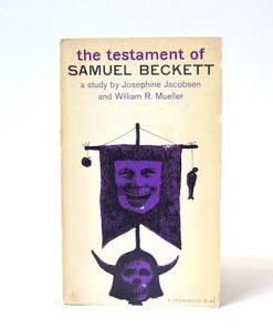 Imágen 1 del libro: The testament of Samuel Beckett - Usado