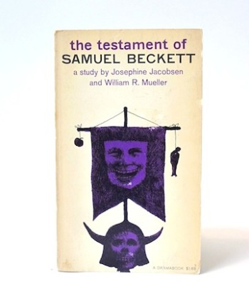 Mueller_Wlliam___y___Josephine_ Jacobsen___The_testament_of_Samuel_Beckett___Dramabook___1964___Libros_Antimateria_1