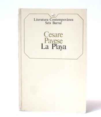 Pavese_Cesare___La_Playa___Seix_Barral___1985___Libros_Antimateria_1