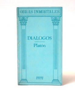 Imágen 1 del libro: Diálogos, El Banquete, Fedro - Usado