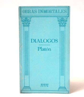 Platón____Diálogos___La_Montaña_Magica___1986___Libros_Antimateria_1