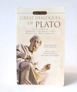 Imágen 1 del libro: Great Dialogues of Plato - (Idioma: Inglés) - Usado.
